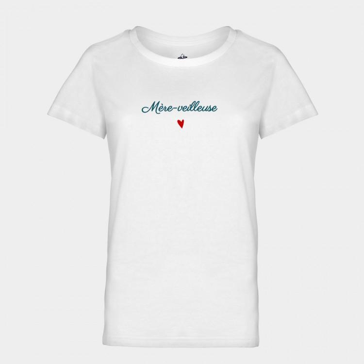Tee-shirt Mère-veilleuse