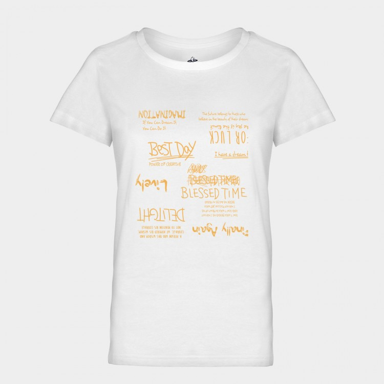 Tee-shirt Best day