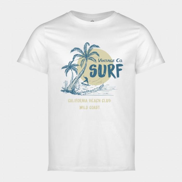 Tee-shirt Surf California