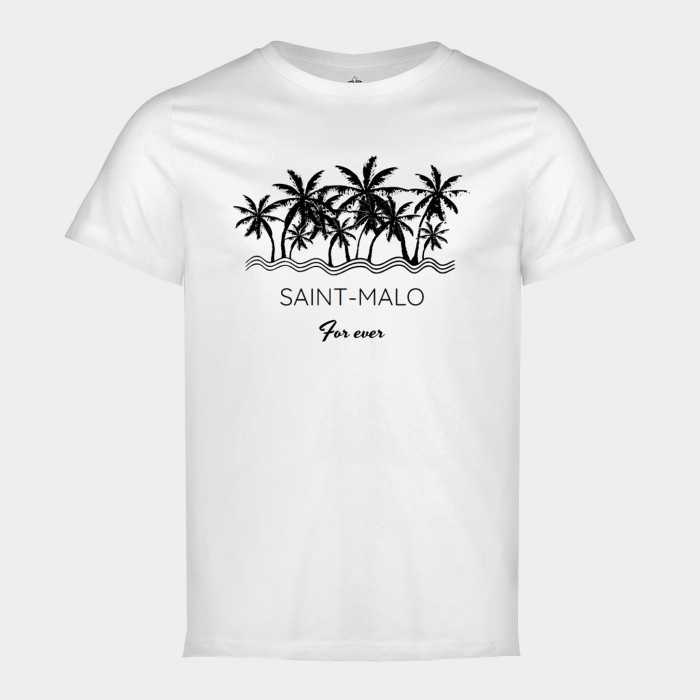 Tee-shirt Saint-Malo For ever