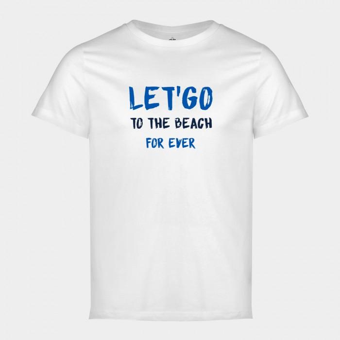 Tee-shirt Let' go to the beach