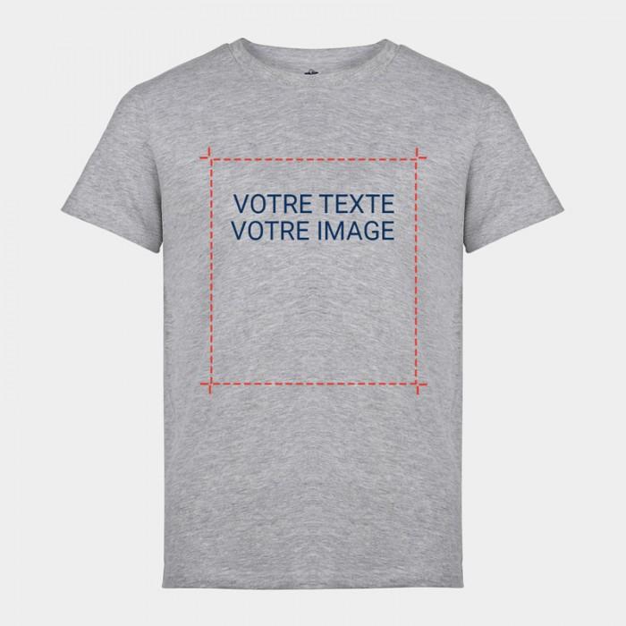 Tee-shirt Papa cycliste